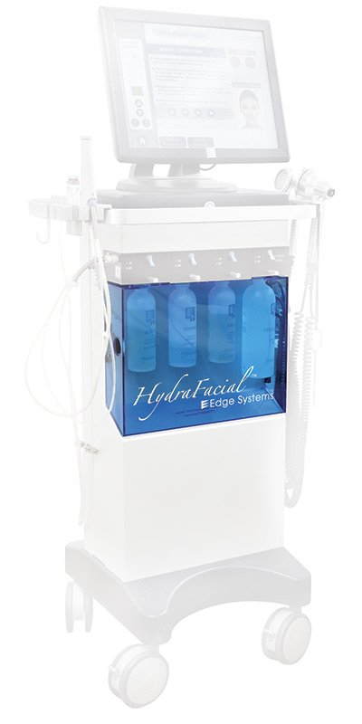 apparat stand white - HydraFacial® Trade-In