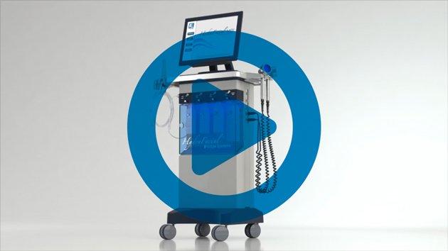 video frame - HydraFacial MD®: Косметологические аппараты для клиник, салонов красоты