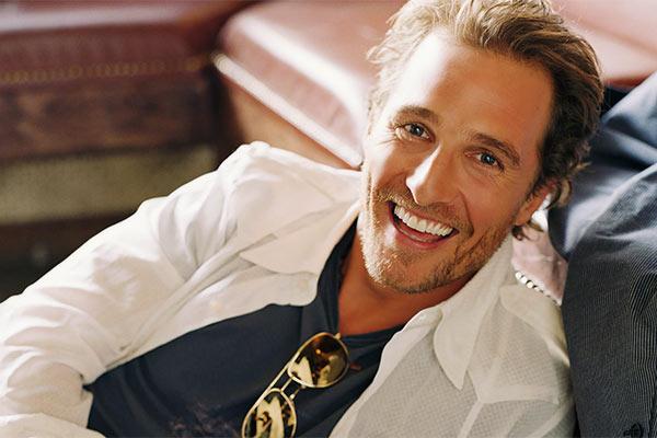 star McConaughey - Мэттью МакКонахи