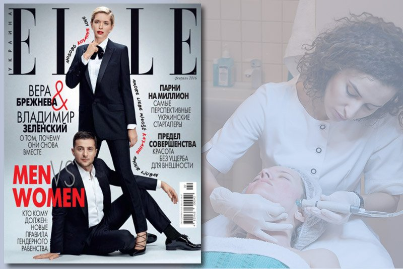 elle 2016 1 1 - Гений чистой красоты! | Elle #1 2016