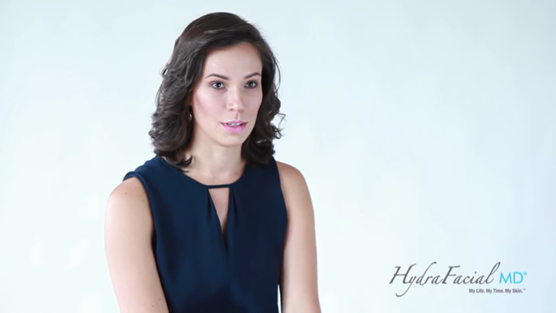 sharapova d 600x400 - Твой успешный салон красоты c аппаратом для лица HydraFacial® | Доктор Дарья Шарапова