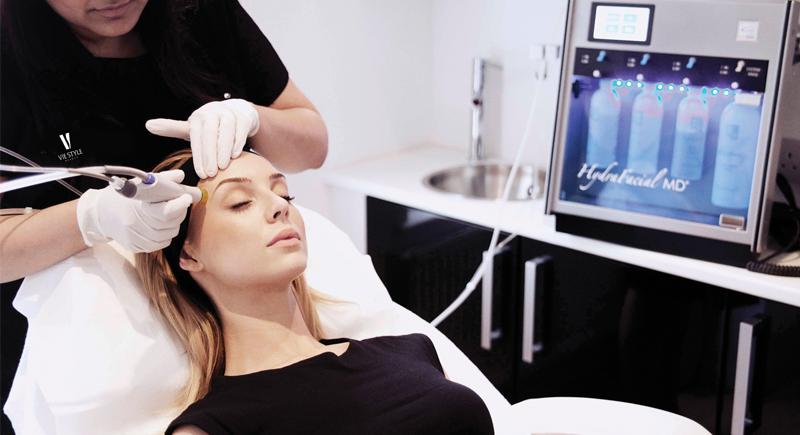 Инновационный метод аппаратной косметологии HydraFacial MD