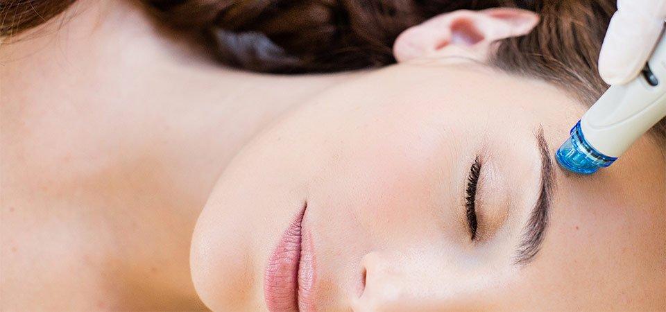 new treatment - Моя первая процедура на аппарате для чистки лица HydraFacial® | Блог Modish Mitten