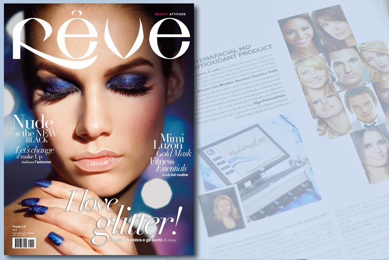 Журнал Reve Beauty Italia