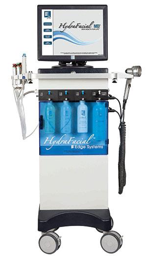 Tower front 530 - Косметологическая процедура HydraFacial®