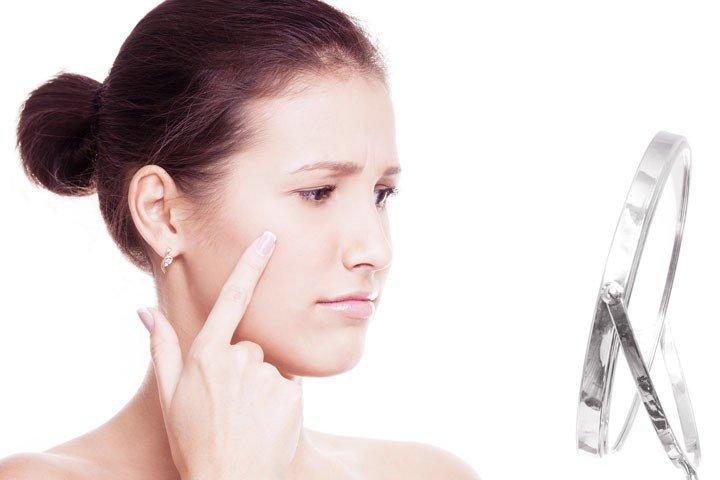 Что происходит с нашей кожей лица?