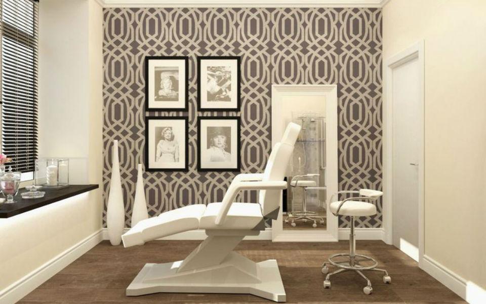 Интерьер косметологического кабинета: как мебель задает стиль
