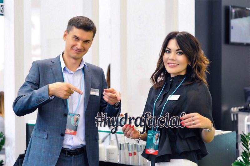 Участие HydraFacial MD® в выставках