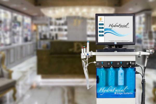 hydrafacial daviani 600x400 - Лучший аппарат для ухода за кожей лица | Вокруг ТВ