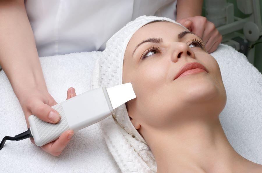 чистка лица - Виды процедур для глубокого очищения лица