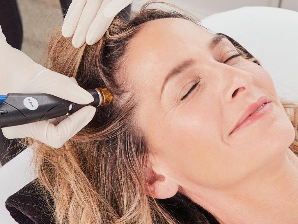 Компания HydraFacial® объявляет о новинке — Keravive™ для кожи головы