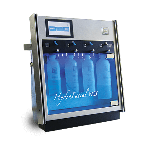 Косметологический аппарат для чистки лица Allegro HydraFacial