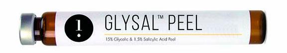 glysal peel - Технология HydraFacial®