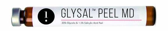 glysal peel md - Технология HydraFacial®