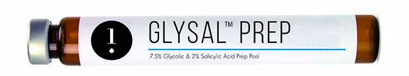 glysal prep - Технология HydraFacial®