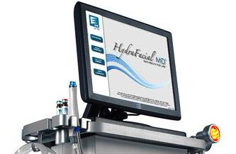 hydrafacial medequipment 300 - Вакуумный гидропилинг в аппаратной косметологии