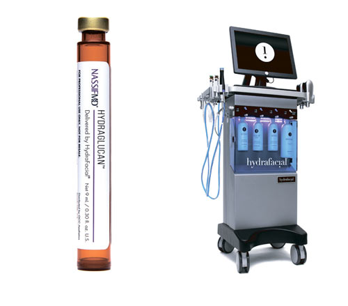 tower hydroglucan2 300x263 - Программы HydraFacial®