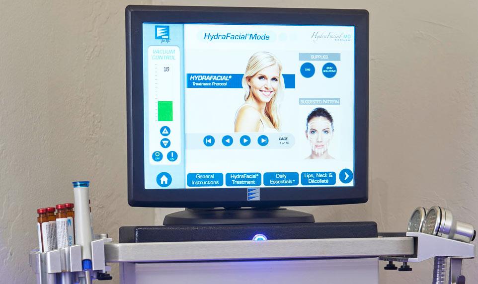tower screen 1 - Аппарат для чистки лица HydraFacial® - купить в Москве
