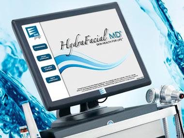 hydrafacial touchscreen - Комплектация аппаратов