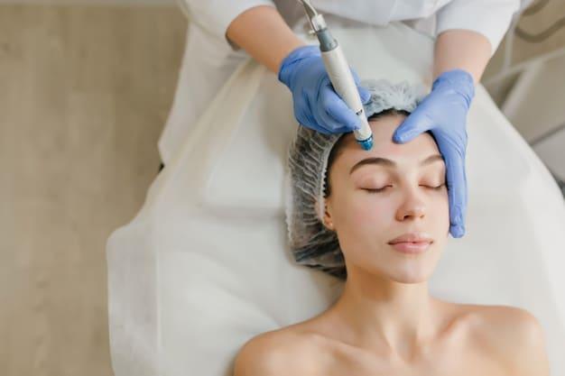 Превентивная косметология и процедура Hydrafacial