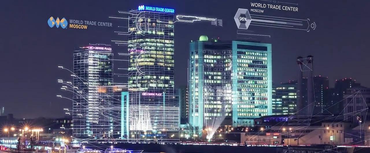 Международный торговый центр Москва